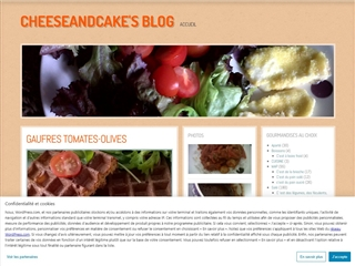 CHEESE AND CAKE'S BLOG