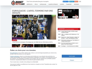 BasketActu.com