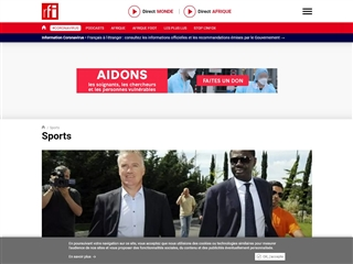 RFI : Sports