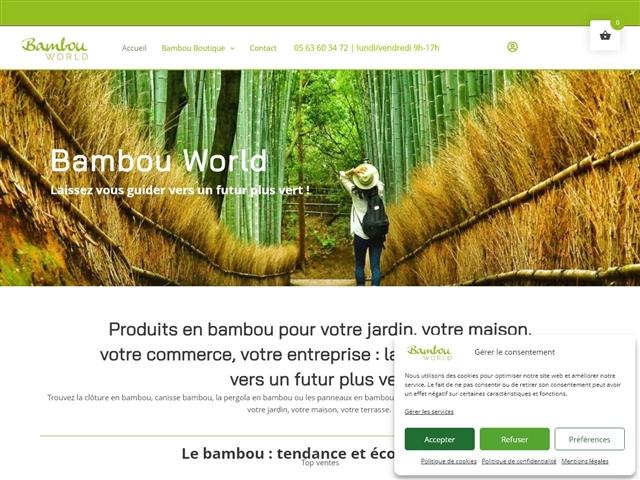 Bambou World