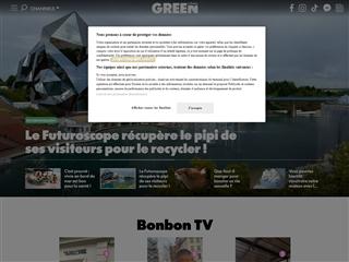 Le Bonbon GREEN