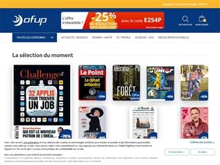 OFUP : Montagnes Magazine