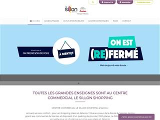 Centre commercial Le Sillon
