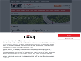 Option Finance : Le Magazine
