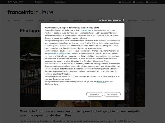 FranceTV Info : Culture : Photo