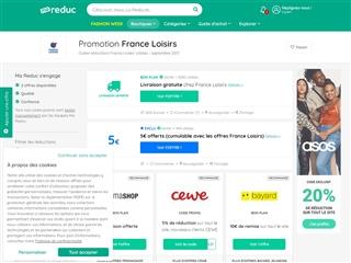 Ma-reduc.com : France Loisirs