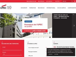Université Paris Est Créteil Val de Marne (Paris XII)