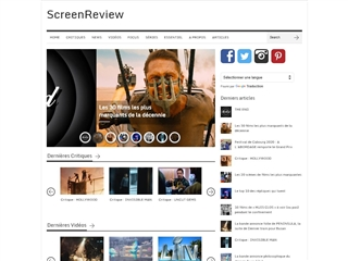 Screen Review