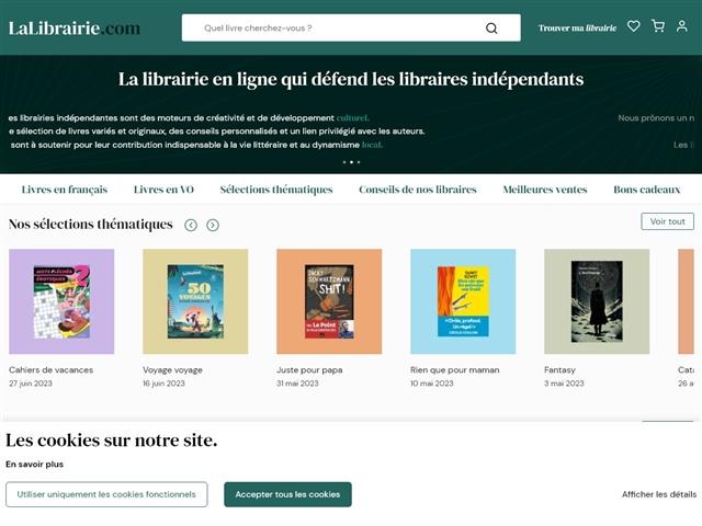 La Librairie.com