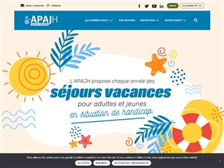 Handicap Vacances - APAJH