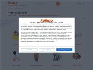 Kelkoo : Promovacances