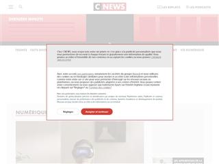 Cnews : Vie numérique