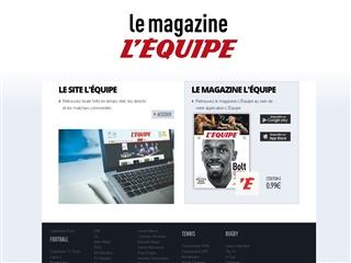L'Équipe Mag