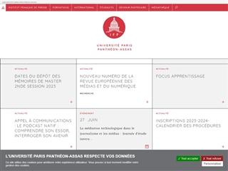 Institut français de presse (IFP)
