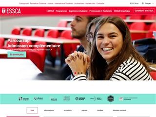 École supérieure des sciences commerciales d'Angers (ESSCA)