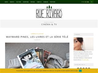 Rue Rivard : Cinéma / TV
