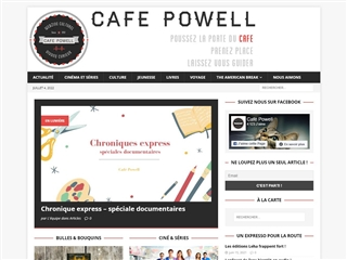 Café Powell