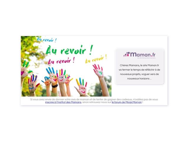 Maman.fr : forum