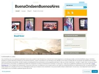 Buena onda en Buenos Aires