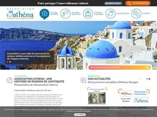 Association Athéna  Voyages Culturels