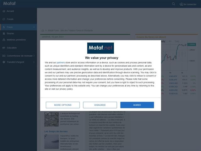 blogger.com: Mataf: @Forex