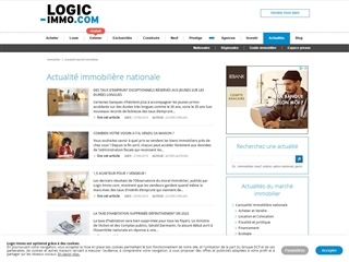 Logic-Immo : Actualité