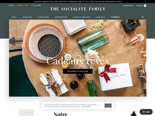 The Socialite Family