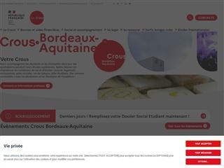 CROUS de Bordeaux