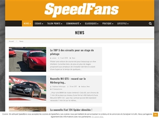 SpeedFan : news