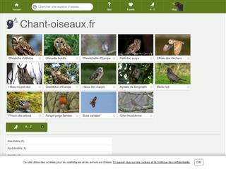 Chants d'oiseaux . fr