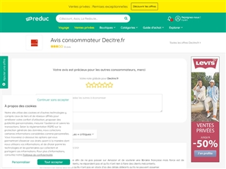 Ma-reduc.com : Librairie Decitre