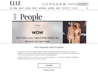Elle : People