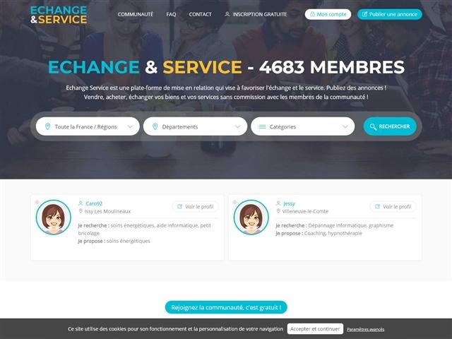 Echange Service