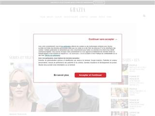 Grazia : Culture : Séries télé