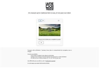 La Redoute : Literie