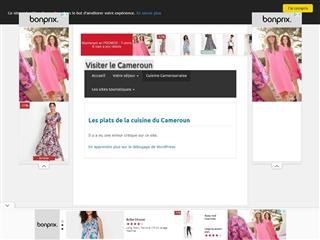 Cameroun et cuisine camerounaise