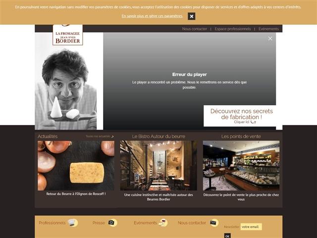 La fromagée Jean- Yves Bordier