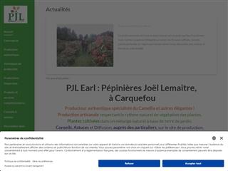 PJL - Pépinières Joël Lemaître