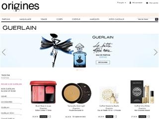 Origines Parfums : Guerlain