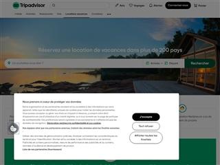 TripAdvisor : locations de vacances