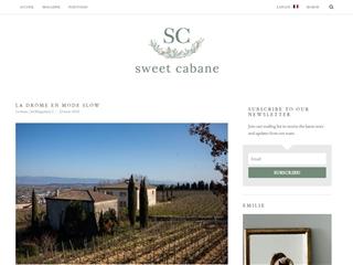SC- sweet cabane