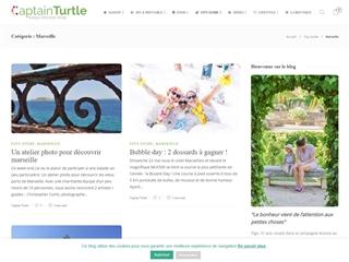 Captain Turtle : City-guide Marseille