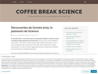 Coffee Break Science