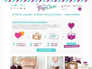 The pop case