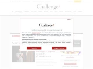 Challenges : Start-up