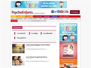 Psycho Enfants Magazine : S'instruire