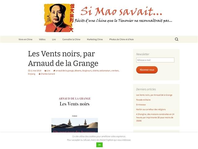 Si Mao Savait...