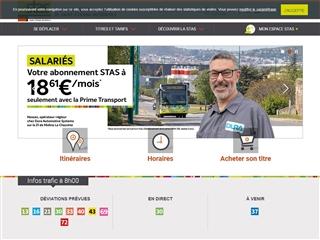 Saint-Etienne : STAS