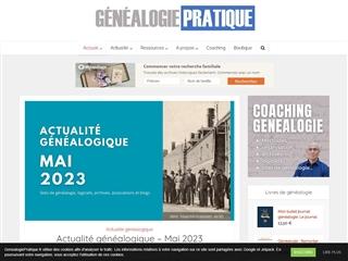 Généalogie Pratique