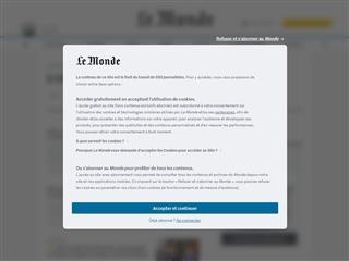 Le Monde : E-commerce